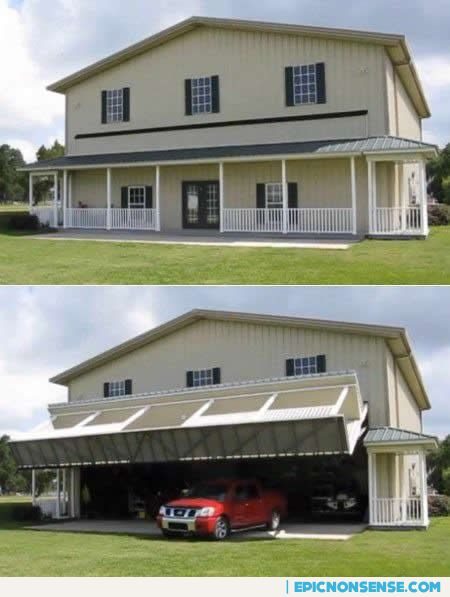Redneck Garage