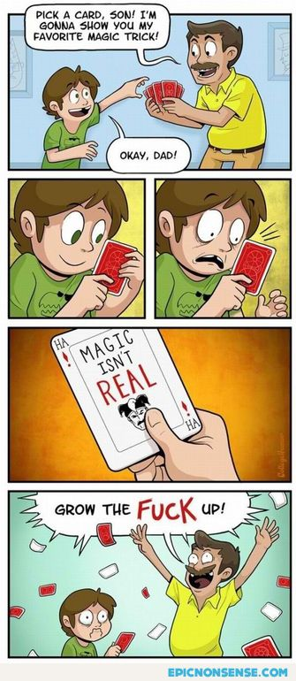 Father Magic Tricks