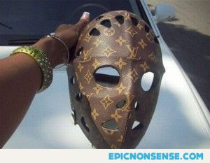 Ghetto Jason Mask