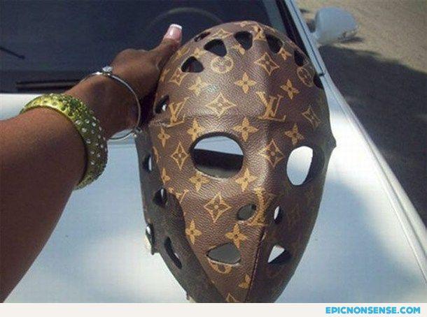Ghetto Jason Mask