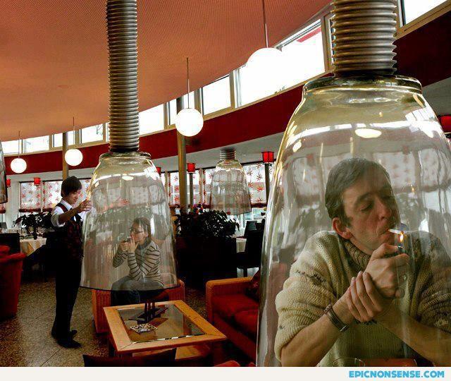 Smoking Lab Mice