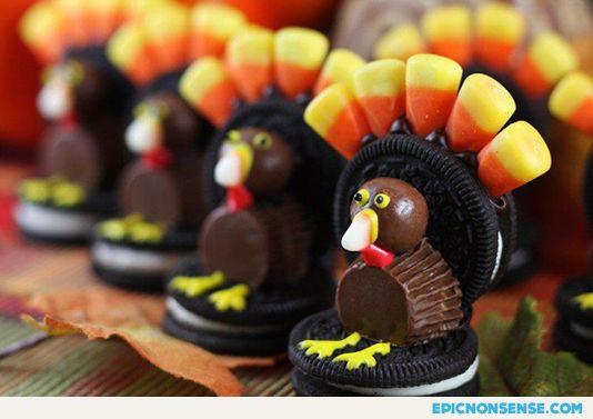 Creative Thanksgiving Food