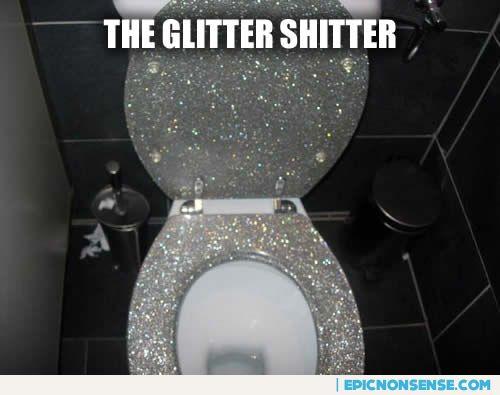 Glitter Shitter