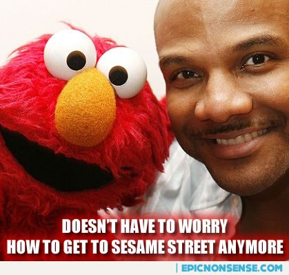 Kevin Clash Suspended from Sesame Street
