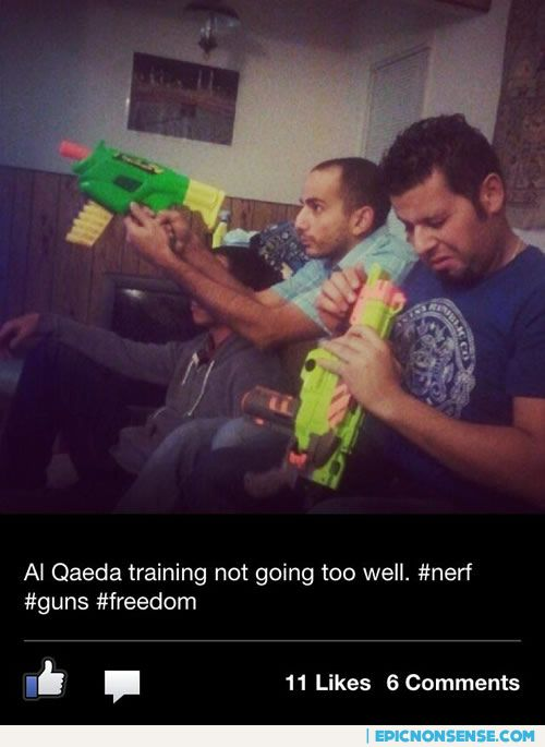 Terrorists in Training