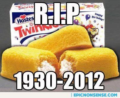 Twinkies No More