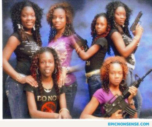 Compton Family Portrait