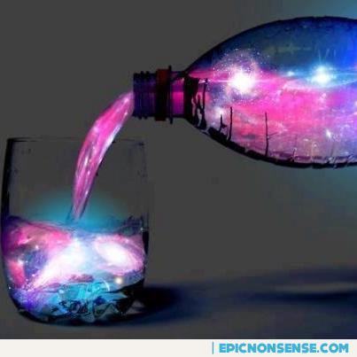Cup of unicorn tears