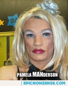 Pamela Anderson Meme