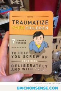 screw up your kid manual
