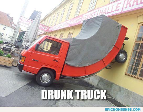 Drunk-Truck