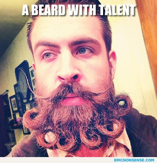 Octopus-beard