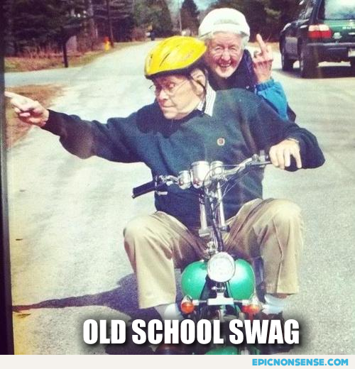 Old People Swag