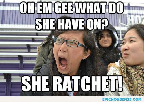 She so Ratchet
