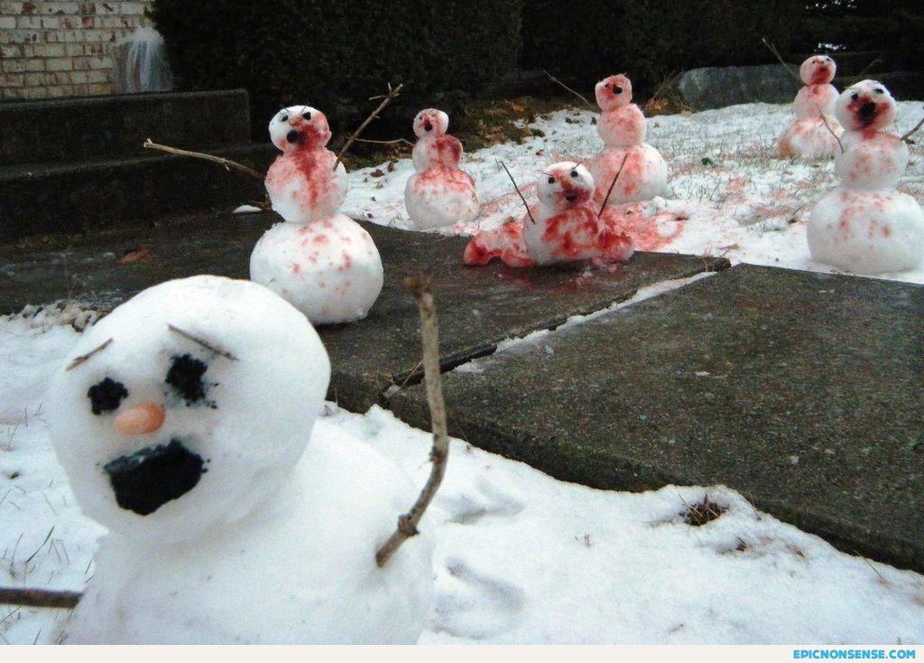 Snowman Massacre