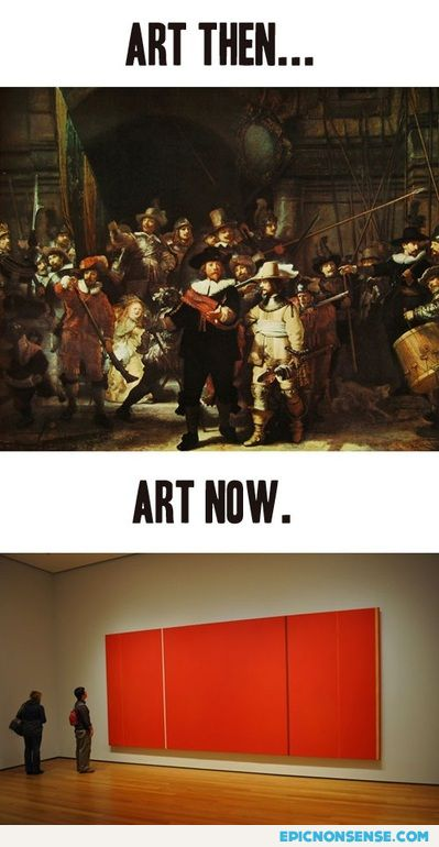 The Fall of Art