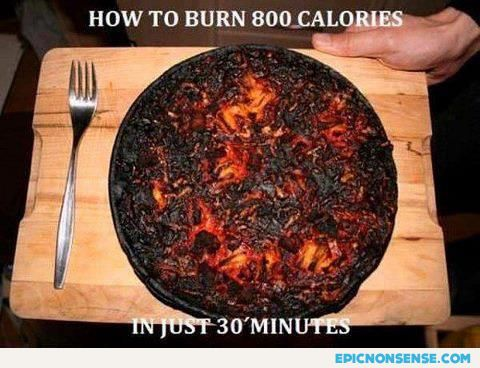 Burning Calories Made Easy