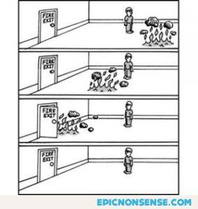 Fire Exit Nonsense