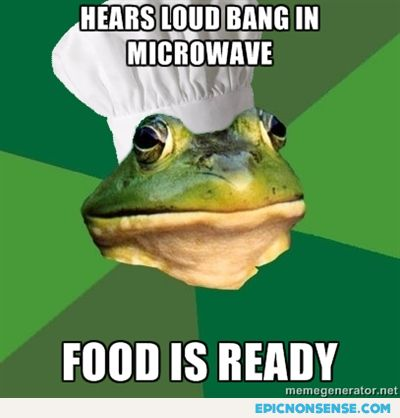 Food Must Be Ready