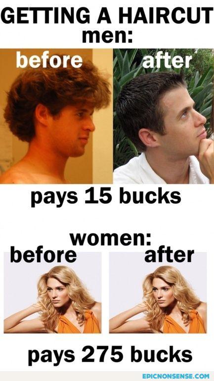 Haircut Nonsense