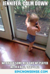 They Start Young...