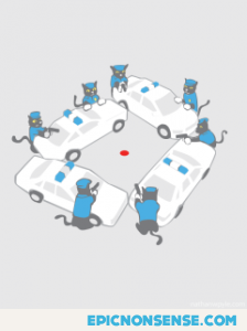 You're Surrounded!