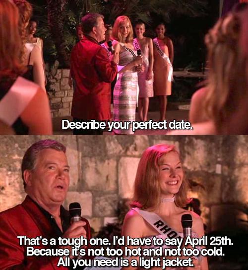 April 25th