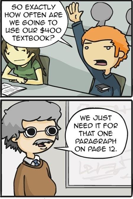$400 Textbooks