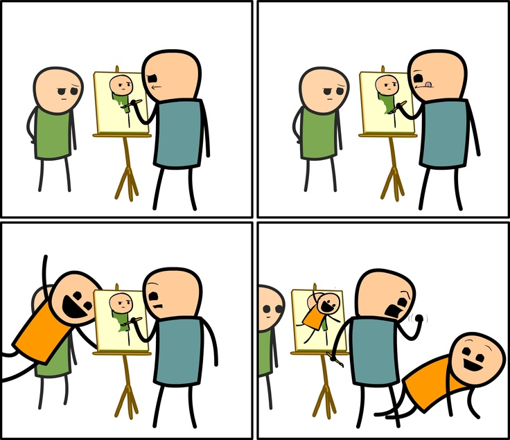 Painting Bomb